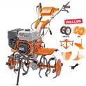 Motocultor Ruris 731 ACC + roti cauciuc + rarita+cultivator+plug+adaptor+dis.de scos cartofi+roti metalice400 fara manicot