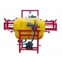 Masina de erbicidat 600 litri