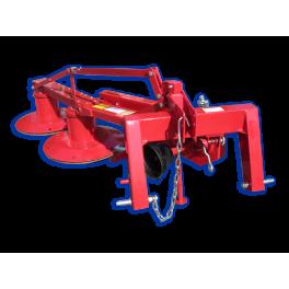 Cositoare rotativa cu tamburi 1,65 m
