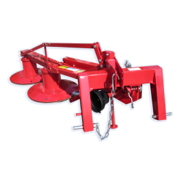 Cositoare rotativa cu tamburi 1,85 m