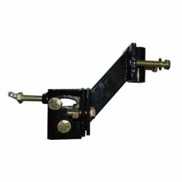 Adaptor reglabil de unghi pentru plug TS103