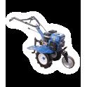 Motosapa MGR 210, 6.5 CP, cu freze si roti pneumatice